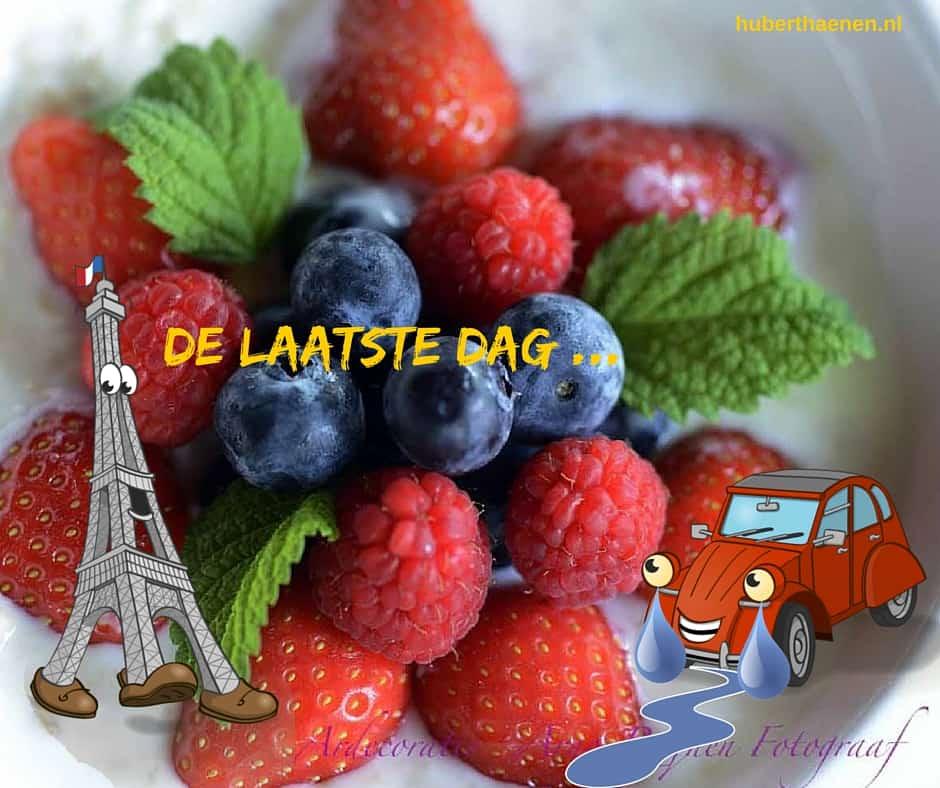 Avonturen van Eiffel en Eend de laatste dag