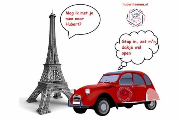 Avonturen van Eiffel en Eend mag ik met je mee